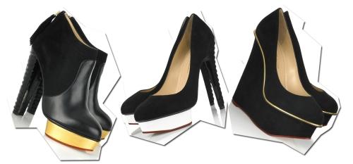 Charlott Olympia Heels