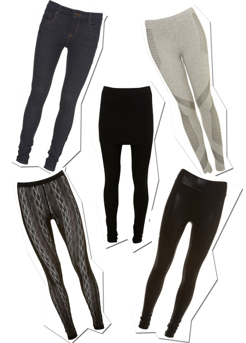 Leggings hos TopShop