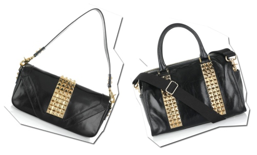 Tory Burch Leather Studded Bags