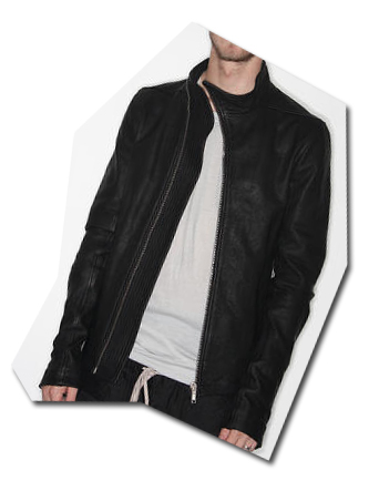 Rick Owens Leatherjacket