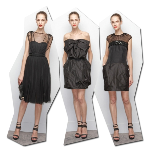 "Viktor & Rolf ""Black Dress"" Capsule Collection"